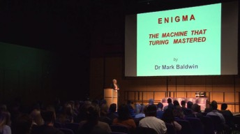 Speaking at TuringFest, Edinburgh, UK, Aug 2017