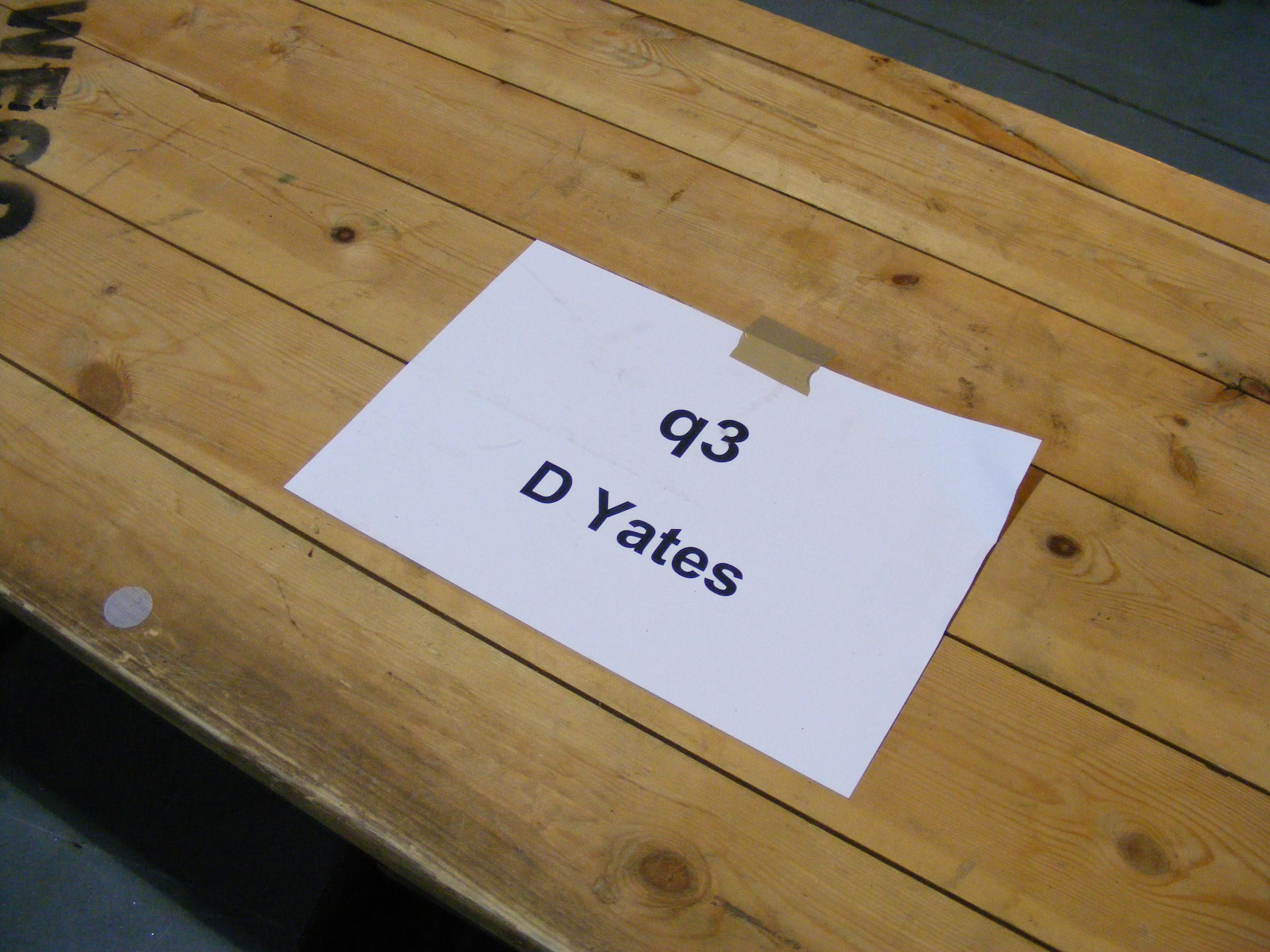 Yates 5.13