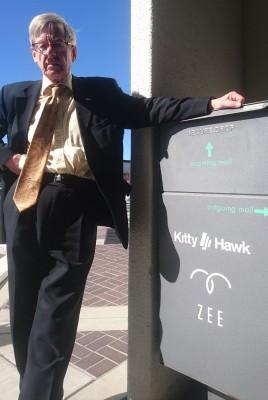 Speaking at Kitty Hawk Zee.aero, Mountain View USA, Feb 2018
