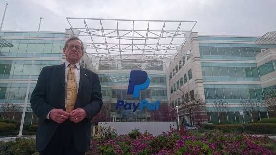 Speaking at PayPal, San Jose, Feb 2018