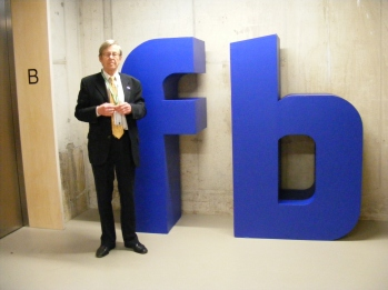 Event at Facebook London HQ, May 2018