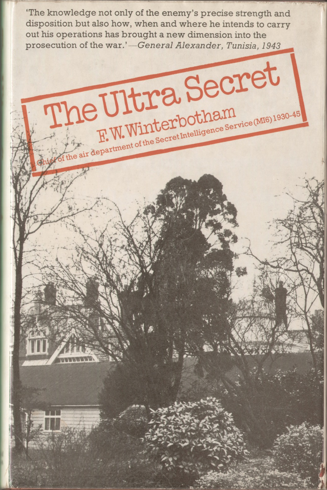 Ultra Secret 1e Dw