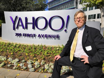 Speaking at Yahoo! / Oath in Sunnyvale, CA, USA, Oct 2018