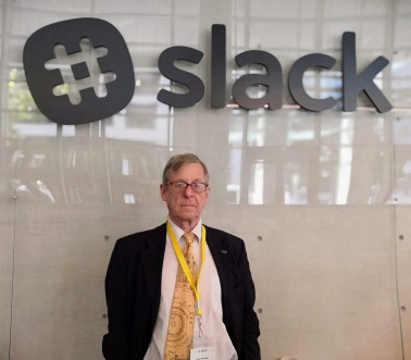 Slack HQ, San Francisco, Oct 2018