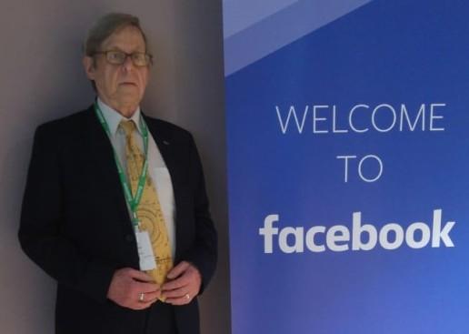 Dr Enigma at Facebook, Dublin, Ireland. May 2019